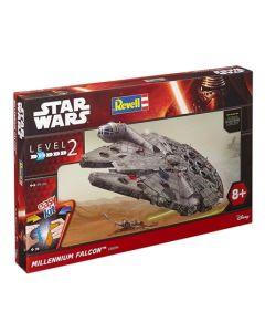 Revell Easy Kit Star Wars Millenium Falcon 1:72