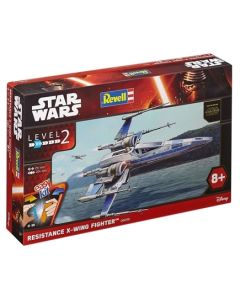 Revell Easykit Star Wars Resistance X-Wing Fighter 1:50