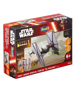 Revell Built and Play Star Wars TIE Fighter 1:51