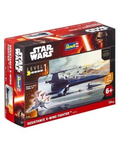 Revell Built and Play Star Wars X-Wing Fighter 1:78
