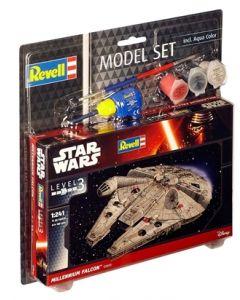 Revell Modell Set Star Wars Millenium Falcon 1:241