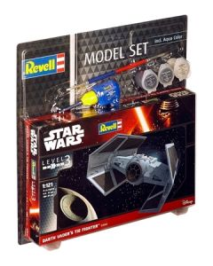Revell Modell Set Star Wars Darth Vader´s TIE Fighter 1:121