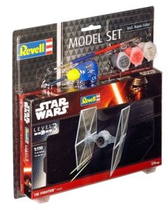 Revell Modell Set Star Wars TIE Fighter 1:110