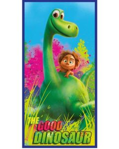 Disney The Good Dinosaur håndkle 140 x 70 cm bomull