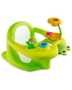 Cotoons baby badestol og aktivitetsbord - grønn - 2 in 1