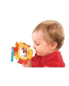 Fisher Price løvespeilrangle - nyfødt
