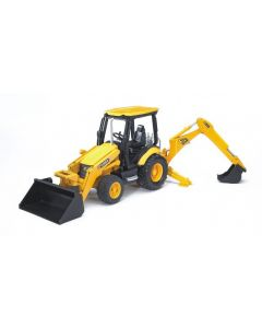 Bruder JCB MIDI CX Backhoe loader - 02427