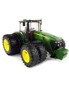 Bruder John Deere 7930 traktor med dobbelt sett hjul - 03052