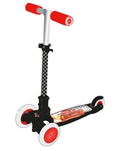 Disney Cars Twister Scooter 3-hjul