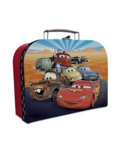 Disney Cars lekekoffert 25x18x9cm