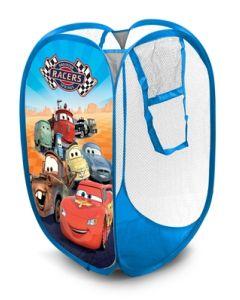 Disney Cars POP-UP kurv 25x18x8,5cm