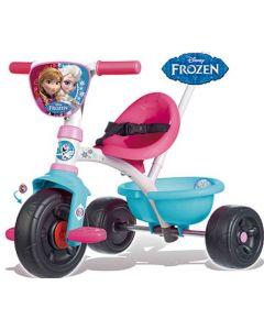 Disney Frozen Smoby trehjulssykkel