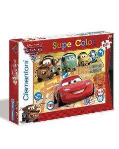 Clementoni 60 puslespill Disney Cars 2