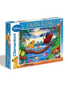 Clementoni 60 puslespill Disney The Lion King