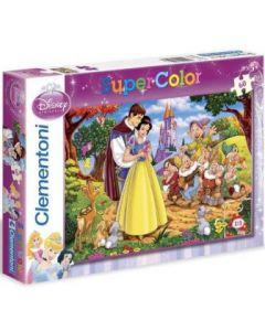 Clementoni 60 puslespill Disney Princess Snehvit