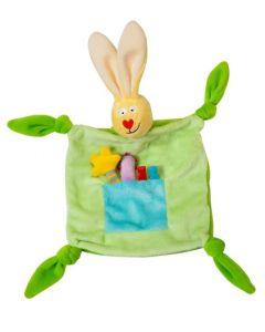 Taf Toys koseklut kanin - grønn