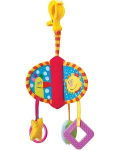 Taf Toys vognleke med klype