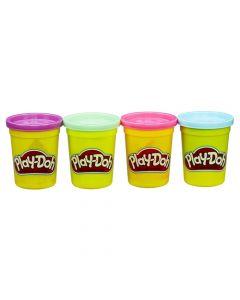 Play-Doh 4 klassiske farger av modelleringsleire
