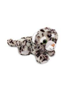 Tinka plysjpennal figur - leopard