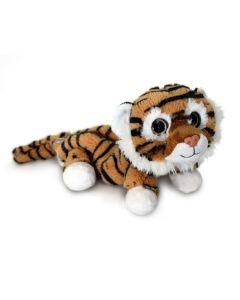 Tinka plysjpennal figur - tiger
