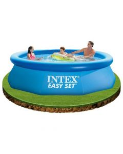 Intex Easy Set basseng med filterpumpe 305 cm - 3853 liter