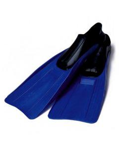 Intex svømmeføtter - str.38-40 - blå