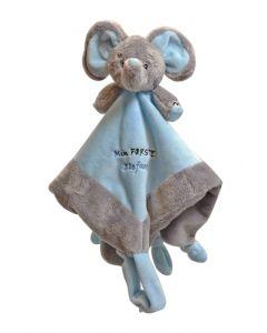 My Teddy koseklut elefant blå 35cm