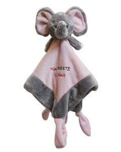 My Teddy koseklut elefant rosa 35cm