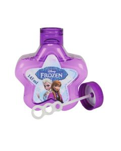 Disney Frozen såpebobler 145ml - lilla