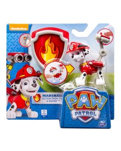 Paw Patrol Action pack 7.6cm - Rescue Marshall