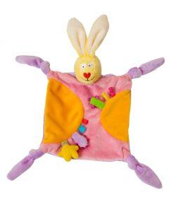 Taf Toys koseklut kanin - rosa