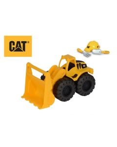 Cat Construction Crew Sand Set - Hjullaster