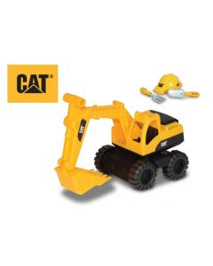 Cat Construction Crew Sand Set - Gravemaskin