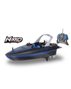 Nikko RC Shadow Class 3 Stealth båt 1:14 scale 27MHz