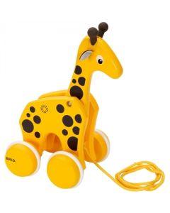BRIO Giraff Trekkleke