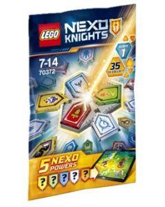 LEGO Nexo Knights 70372 NEXO kombi-evner