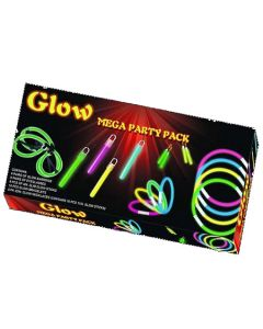 Glow in the dark Mega Party Pack