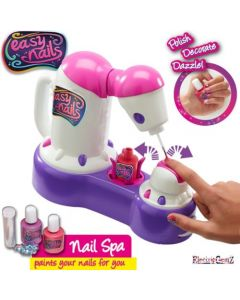 Easy Nails Spa - flotte negler på 1-2-3