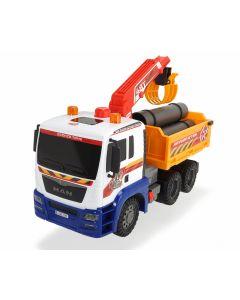 Dickie Toys air pump lastebil - 57 cm