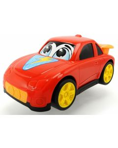 Dickie Toys happy runner 27 cm - rød