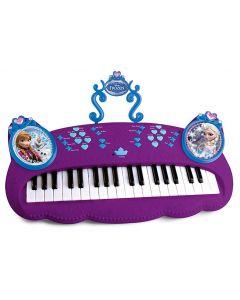Disney Frozen keyboard - med singback funksjon