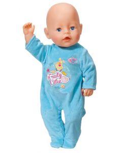 Baby Born pysjamas - blå