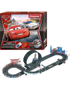 Carrera Disney Cars - London Race and Chase