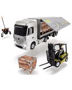 RC MB lastebil og Actros truck - 2 pakning