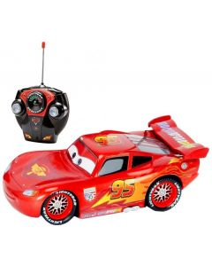Disney Cars Turbo RC Racer - Lightning McQueen 1:24