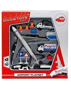 Dickie Toys flyplass lekesett