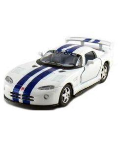 Dodge Viper GTSR 1:36 hvit
