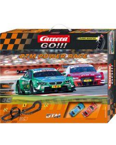 Carrera DTM Power Race - bilbane med loop
