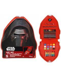 Star Wars 7 - skrive- og malesett - 33 deler