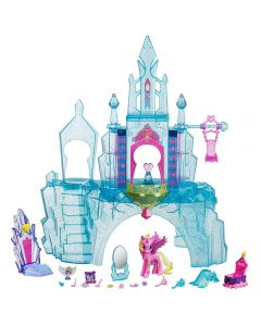 My Little Pony Equestria Crystal empire slott - B5255